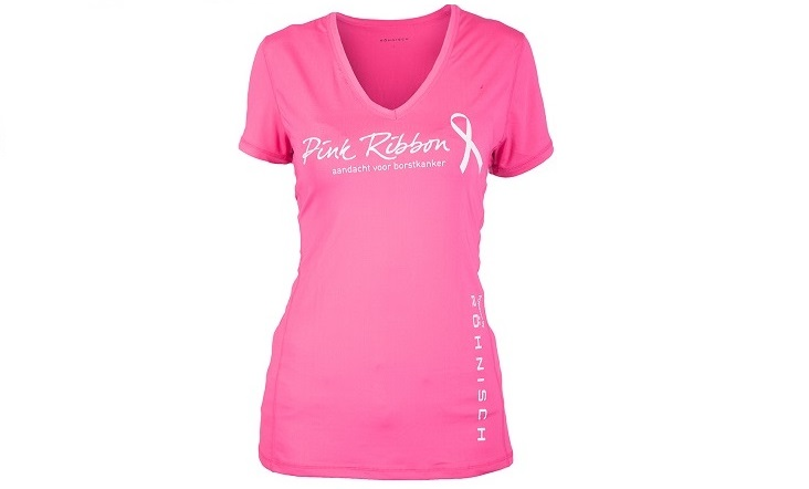 Pink Ribbon runningshirt